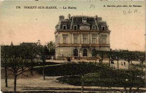 CPA Nogent-sur-Marne - La Mairie (659416)