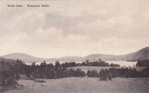 Maine Waterford Keoka Lake Albertype