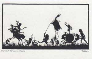 DIEFENBACH : Fantasy Silhouette , 00-10s ; Teilbild 14
