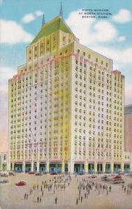 Massachusetts Boston Hotel Manger At North Station
