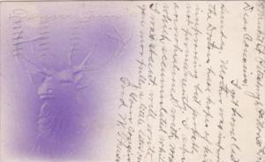 B P O E Elk's Convention Denver Colorado 1906