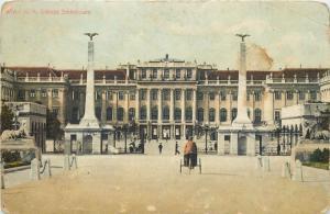 Wien Schonbrunn Austria 1910s