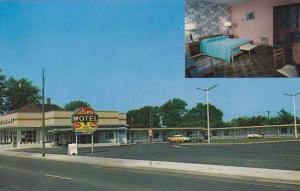#1, Alamo Motel and Restaurant, Niagara Falls, Ontario, Canada, 40-60s