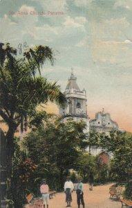 PANAMA, 1900-10s ; Sta. Anna Church