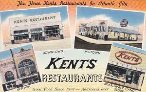 Kents Restaurants Atlantic City New Jersey