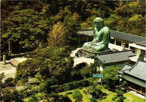 CPA KAMAKURA Giant Statue of Buddha JAPAN (677192)