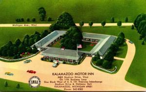 Michigan Kalamazoo The Kalamazoo Motor Inn