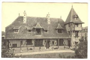 Chalet Normand, Cabourg (Calvados), France, 1900-1910s