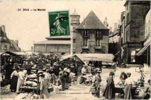 CPA AK Dole- Le Marche FRANCE- (1044286)
