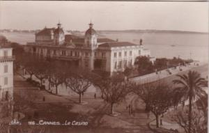 France Cannes Le Casino Real Photo