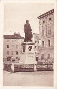 Austria Salzburg Mozartdenkmal