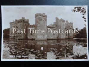 c1938 RP - Bodiam Castle, Sussex