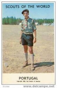 Boy Scouts of the World, PORTUGAL SCOUTS, 1968