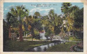 Hoene Park, Ridgewood Avenue, Daytona, Florida, PU-1923