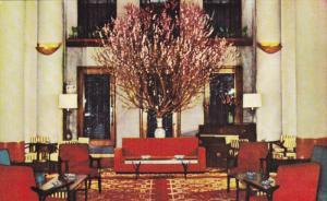 Cocktail Lounge , Hotel Miramar , Hong Kong , China , 50-60s