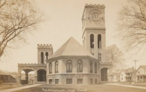 RP: PRINCETON , Illinois , 1900-10s ; Cong'l Church