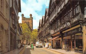 England Chester, St. Werburgh Street