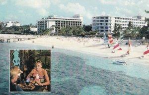NASSAU , Bahamas , 1960s ; Nassau Beach Hotel