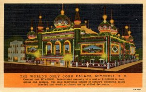 SD - Mitchell. Corn Palace, 1939