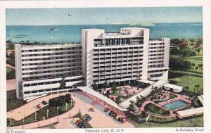 Panama City El Panama Hotel