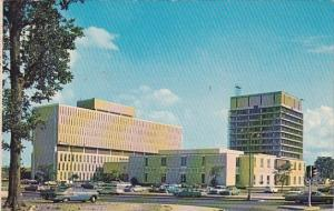 New City Hall Square Norfolk Virginia 1965