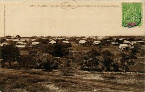 CPA Diego Suarez- Village de Tanambao,Sortie d'Antsirane MADAGASCAR (819984)