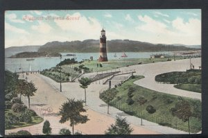 Devon Postcard - Plymouth Hoe and Sound    RS14336