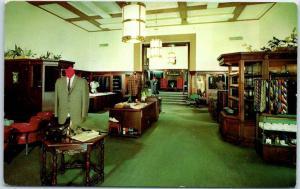 Pasadena, CA Postcard HARVEY'S LTD. Men's Clothing Store 489 E Colorado Blvd