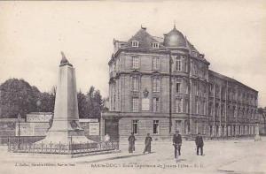 Bar-le-Duc  , France ,  00-10s ; Ecole Superieure de Jeunes Filles