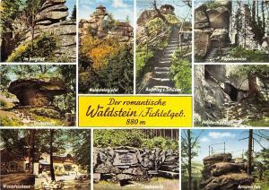 GG0833 der romantische waldstein fichtelgeb    germany
