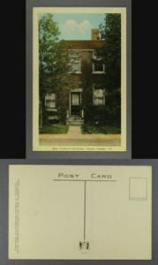 Mary Pickford Birthplace House Toronto c 1930-40's