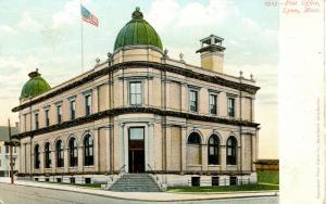 MA - Lynn. U.S. Post Office