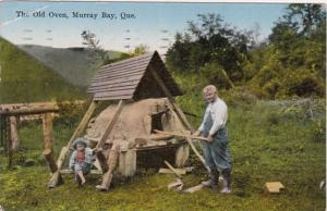 Canada Murray Bay The Old Oven 1939