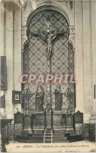 Old Postcard ARRAS- The Cath�drale