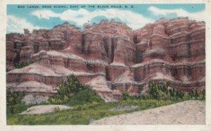 BADLANDS , South Dakota , 1932