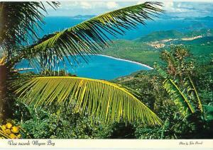 Magens Bay St Thomas Virgin Islands Drakes Passage Beach Coast  Postcard  # 7000