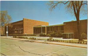 Student Center Northeastern State College Tahlequah Oklahoma