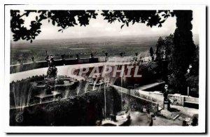 Postcard Old Tivoli Villa d'Este Rometta