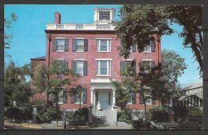 Massachusetts, Nantucket - Jared Coffin House - [MA-326]