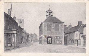 AMERSHAM, England, PU-1903; Amersham Market Square