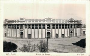 Spain Plaza de Toros Bullfighting RPPC 01.78