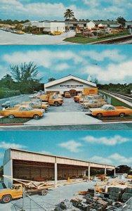 WEST PALM BEACH , Florida, 50-60s ; Butler Lumber & Millwork Company