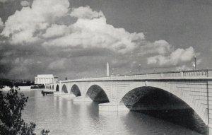WASHINGTON , D.C. 1940s; Arlington Memorial Bridge