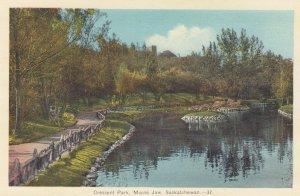 MOOSE JAW , Saskatchewan , Canada , 1930s ; Crescent Park