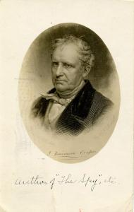 Famous People - James Fenimore Cooper