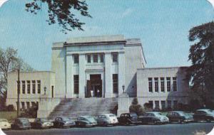 Alabama Montgomery Department Of Justice Building
