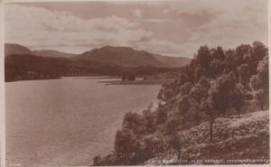 Loch Beneveian Mint Vintage Postcard