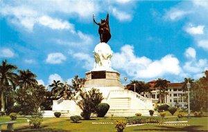 Statu eof Vasco Nunez de Balboa Discovered Pacific Ocean 1513 Panama Tape on ...