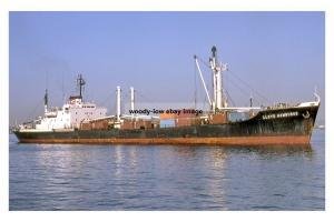 mc4287 - Brazilian Cargo Ship - Lloyd Hamburgo , built 1974 - photo 6x4