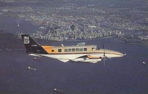 WAGLISLA AIR WAGAIR BEECH 99 C-FWAD